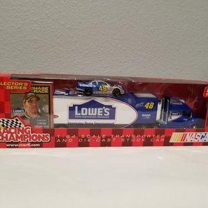 NASCAR #48 Lowe's 1:64 Scale Transporter Car 2002
